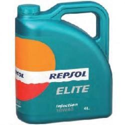 Repsol Elite Injection 10w-40 4 L