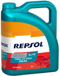 Repsol Elite Turbo Life 50601 0W-30 (5L)