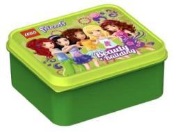 LEGO Friends műanyag uzsonnás doboz 40501716