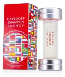Davidoff Champion Energy (International Edition) EDT 90ml