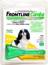 Frontline Combo Spot On S (2-10kg) 0.67ml