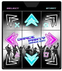 Nordic Games Publishing Dance Party Dance Mat