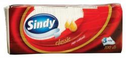 Sindy Classic papírzsebkendő 3 rétegű 100db