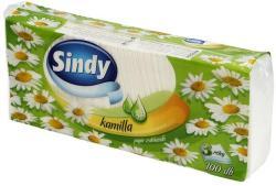 Sindy Kamilla papírzsebkendő 3 rétegű 100db