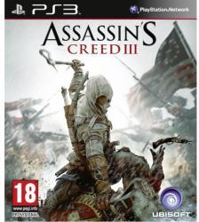 Ubisoft Assassin's Creed III (PS3)
