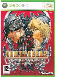 Aksys Guilty Gear 2 Overture (Xbox 360)