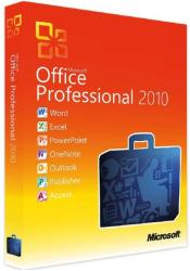 Microsoft Office Professional 2010 ENG 269-14834