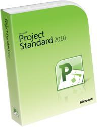 Microsoft Project 2010 32/64bit ENG Z9V-00008