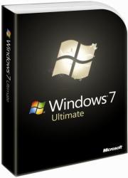 Microsoft Windows 7 Ultimate SP1 32bit ENG GLC-01809