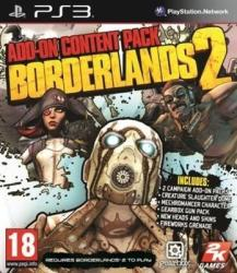 2K Games Borderlands 2 Add-On Content Pack (PS3)