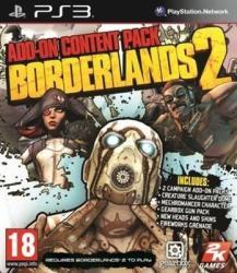 2K Games Borderlands 2 Add-On Content Pack (PS3)