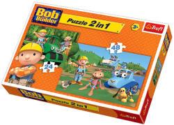 Trefl Bob, az építő 2 az 1-ben puzzle (34127)