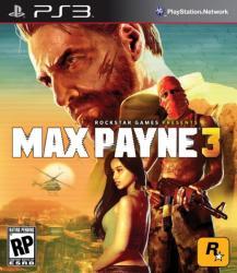 Rockstar Games Max Payne 3 (PS3)