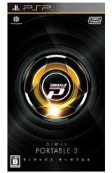 Cyber Front Dj Max Portable 3 (PSP)