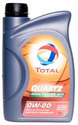 Total Quartz 9000 Future 0W-20 1L