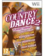Funbox Media Country Dance 2 (Wii)