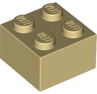 LEGO Kocka 2x2 3003c