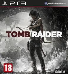 Square Enix Tomb Raider (2013) (PS3)
