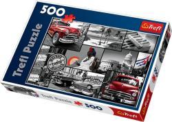 Trefl Havana kollázs 500 db-os (37170)