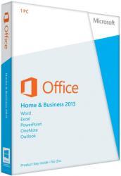 Microsoft Office 2013 Home & Business 32/64bit ENG T5D-01574