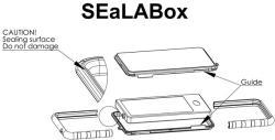 Krusell SEaLABox L