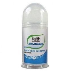 Faith in Nature Crystal Stick Deodorant 100g