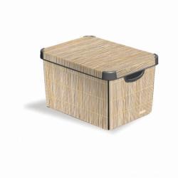 CURVER Tárolódoboz bambusz 22L