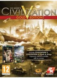 2K Games Sid Meier's Civilization V [Gold Edition] (PC)