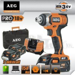 AEG BSS18CLI302C