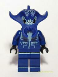 LEGO Atlantis Manta Warrior minifigura ATL003
