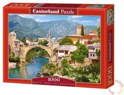 Castorland Mostar Bosznia-Hercegovina 1000 db-os (C-102495)