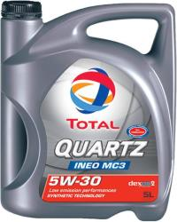 Total 5W30 Quartz Ineo MC3 5L