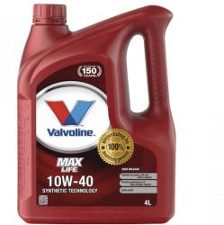 Valvoline MAXLIFE 10W-40 4L