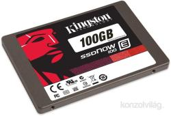 "Kingston SSDNow E100 2.5"" 100GB SATA3 SE100S37/100G"