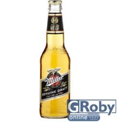 Miller Üveges sör 0,33l 4,7%