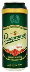 Staropramen Dobozos sör 0,5l 5%