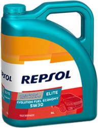 Repsol Elite Evolution Fuel Economy 5W-30 4L