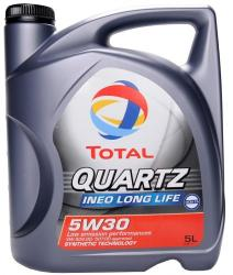 Total 5W30 Quartz Ineo 504/507 5 L