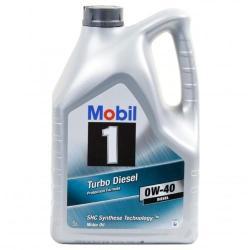 Mobil 1 Turbo Diesel 0W-40 5L