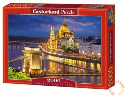 Castorland Budapesti látkép 2000 db-os (C-200405)