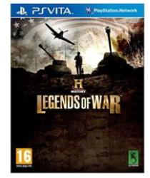PQube History Legends of War (PS Vita)