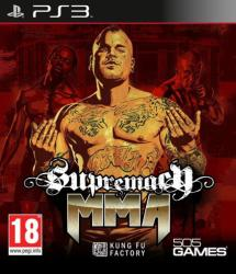 505 Games Supremacy MMA (PS3)