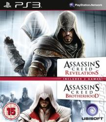 Ubisoft Assassin's Creed Brotherhood + Revelations (PS3)