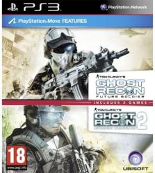 Ubisoft Ghost Recon Advanced Warfighter 2 + Ghost Recon Future Soldier (PS3)