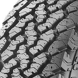 General Tire Grabber AT2 LT265/70 R17 121/118Q