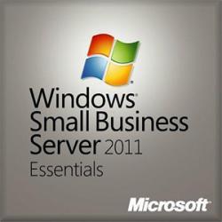 Microsoft Windows Small Business Server 2011 Essential 64bit ENG (25 User, 1-4 CPU) 2VG-00202