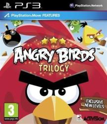 Activision Angry Birds Trilogy (PS3)