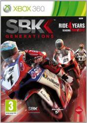 Black Bean SBK Generations (Xbox 360)