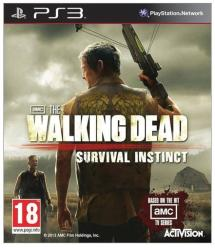 Activision The Walking Dead Survival Instinct (PS3)