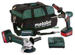 Metabo Twin Pack 4